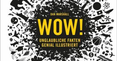 """""""Wow! Unglaubliche Fakten genial illustriert"""" von Dan Marshall"""